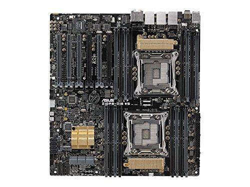 ASUS マザーボード Intel C612/LGA2011-3/DDR4メモリ