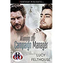 Winning the Campaign Manager (Romance on the Go Book 0)