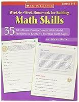 SCHOLASTIC TEACHING RESOURCES MATH SKILLS WORKBOOK GR 3-5 WEEK BYWEEK [並行輸入品]