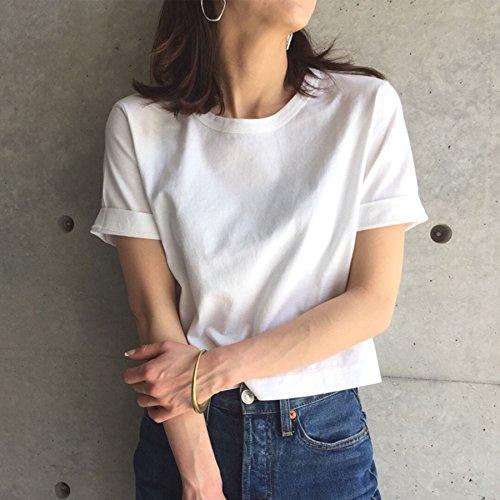 (アクアガール) aquagirl 【洗える】コンパクトTシャツ 12914458