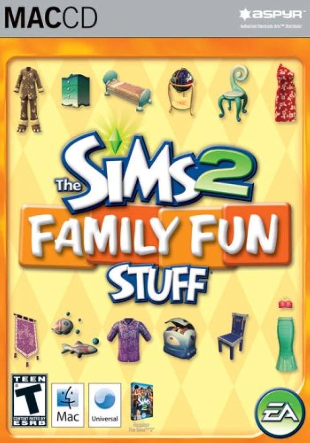 パラメータ定期的是正The Sims 2 Family Fun Stuff Pack (輸入版)