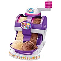 Cra-Z-Art The Real Ice Cream Maker with Built In Sprinkler Dispenser and Lite Up Cone [並行輸入品]