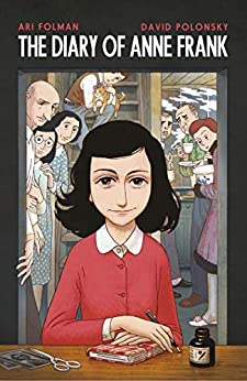 Anne Frank's Diary: The Graphic Adaptation by [Frank, Anne]