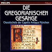 Die Gregorianischen Gesang