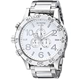 Nixon 51-30 Chrono A083 488 Men'S Water Resistant Stainless Steel Watch