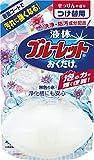 【まとめ買い】液体ブルーレットおくだけ トイレタンク芳香洗浄剤 詰め替え用 せっけんの香り 70ml×4個