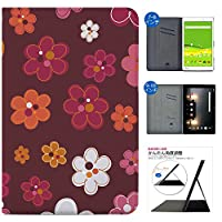 DOKA-SHOP iPad mini 4 ケース 手帳型 カバー スタンド機能 カードホルダー 多機種対応