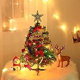 クリスマスツリー 45cm ツリー オーナメント付き クリスマス 飾り 卓上  玄関  クリスマス プレゼント