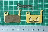 MicrOHERO シマノ SHIMANO M06 M06Ti M07 M07S M07Ti 互換 LX/HONE/XT/XTR用 ディスクブレーキパッド メタルパッド