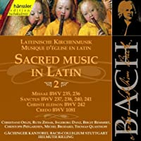 Bach:Sacred Music in Latin 2