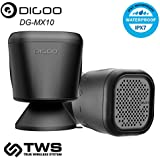 Digoo TWS Wireless Hand-Free Waterproof Bluetooth V4.2 Portable HD Sound Speaker