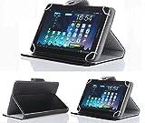 10インチ タブレットケースIVSO® 10インチ タブレットタブレットPC通用  カバー 超薄型 最軽量 スタンド機能付きソニー Xperia Tablet,..