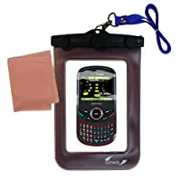 Underwater Case for the Pantech Jest 2–weather、安全に保護防水ケースagainst the elements