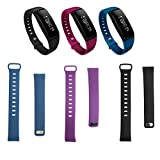 best-topshopリストバンド交換用for v07Bluetooth Smart Watch Fitness Trackerハートレートモニターリストバンドストラップ Length: ..