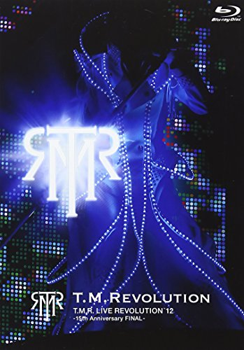 T.M.R. LIVE REVOLUTION `12 -15th Anniversary FINAL- [Blu-ray]の詳細を見る