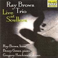 Live At Scullers by Ray Brown (1997-11-18)