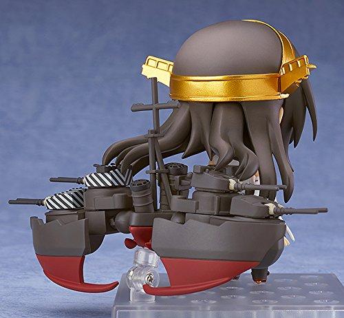 ねんどろいど 艦隊これくしょん ‐艦これ‐ 榛名改二 ノンスケール ABS&PVC製 塗装済み可動フィギュア