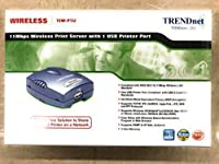 Trendnet TEW-P1U Wireless Print Server with 1 USB Printer Port [並行輸入品]