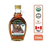 Great Northern Organic Maple Syrup, 236ml