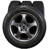 15インチ 4本セット スタッドレス タイヤ&ホイール BRIDGESTONE (ブリヂストン) BLIZZAK (ブリザック) REVO-GZ 195/65R15 KYOHO EURO ZWEI 15×6.5J(+40)108-5H