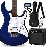 YAMAHA PACIFICA012 DBM ヤマハアンプセット エレキギター 初心者 セット パシフィカ (ヤマハ)