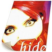 X JAPAN HIDE 大きな写真 アートポスター インテリア 装飾画 飾り絵 贈り物 キャンバス 現代装飾