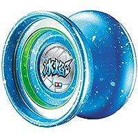 QMH_JP 高品質AULDEY YOYO ヨーヨー球钱轮少年競技型知育玩具 -冰焰S