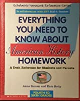 Everything You Need to Know About American History Homework (Homework Reference)