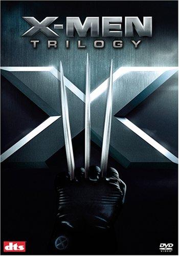 X-MEN トリロジーBOX [DVD]の詳細を見る