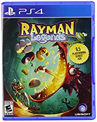 Rayman Legends (輸入版:北米) - PS4
