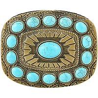 Celtic Knot Belt Buckle for Men Western Vintage Keltic Belt Buckles for Women