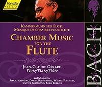 Bach;Chamber Music for Flute