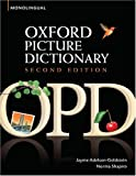 Oxford Picture Dictionary: Monolingual (Oxford Picture Dictionary)