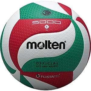 molten(モルテン) フリスタテック バレーボール4号 検定球 V4M5000