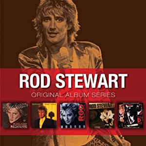 Rod Stewart Original Album Series