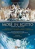 ロッシーニ:オペラ≪エジプトのモーゼ≫(3幕)[DVD]