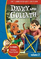 Davey and Goliath Vol. 2: 50th Anniversary Edition [DVD] [Import]