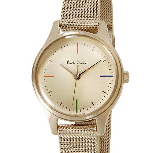 ポールスミス Paul Smith レディース 腕時計 BT2-629-31 The City Mini ザ・シティ ミニ ゴールド [並行輸入品]