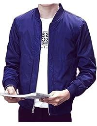 (ナチュシー) NatuSe メンズ ブルゾン MA-1 ジャケット エムエーワン ジャンパー ma 1 薄手 アウター