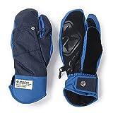 SESSIONS(SESSIONS) BROHN スノーボード ウインター ミトングローブ 505004 スノボグローブ (ブルー/LL/Men's)