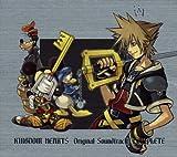 Kingdom Hearts: Original Soundtrack Complete by Yoko Shimomura (2007-03-28)