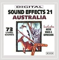 Sound Effects 21 - Australia [並行輸入品]