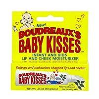 Boudreaux Baby Kisses, 0.35 oz (Pack of 3)