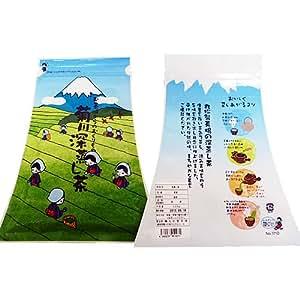 丸松製茶場 菊川の深蒸し茶(富士山型パッケージ) 100g
