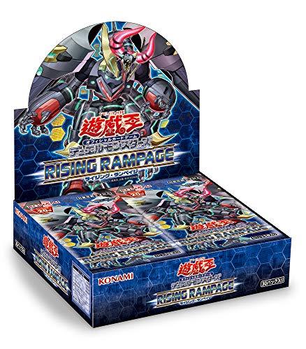 遊戯王OCG デュエルモンスターズ RISING RAMPAGE BOX