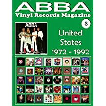 ABBA - Vinyl Records Magazine No. 3 - United States (1972 - 1992): Discography edited by Playboy, Atlantic, Polydor,... - Full Color.