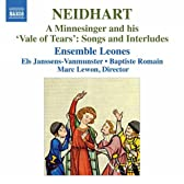 ナイトハルト:宮廷歌人と彼の「涙のベール」