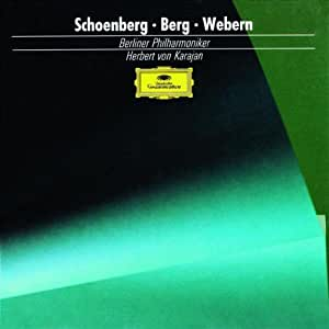Schonberg/Berg/Webern