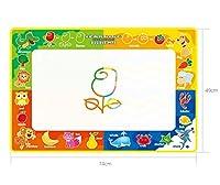 SHping 子供教育 創造的な色水の落書き学習絵画落書き落書きボード