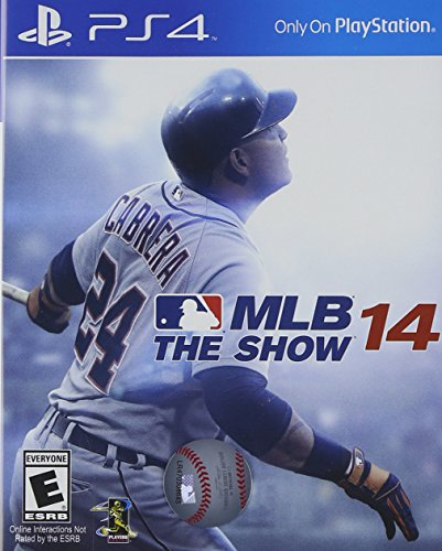 Computer Entertainment(World) MLB14 The Show (輸入版:北米) - PS4